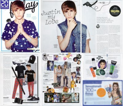 Scans Friday magazine