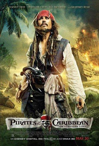 Justin, Selena Gomez, Chris Brown et Demi Lovato vont voir Pirates des Caraïbes 4