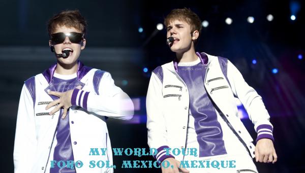 Le My World Tour en Amérique du Sud : C'est parti !