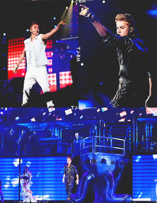29.09 - Believe Tour à Glendale en Arizona