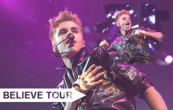 30.09 - Believe Tour à Las Vegas
