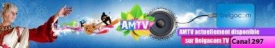 """Le clip """"Joanna"""" est diffusé sur la châine AMTV !"""