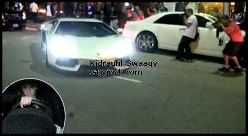 Justin Bieber dans un restaurant à Beverly Hills, 02/02/13