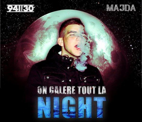 Majda - On galere toute la nigth (2012)