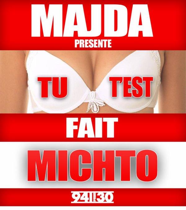 Majda - Tu t'est fait michto (2012)