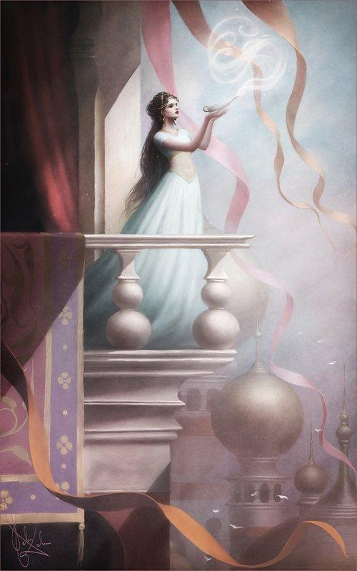 ..Faut qu'tu saches ma princesse...les princes charmants, ça existe que dans les contes. Dans la vraie vie, y a que des crapauds