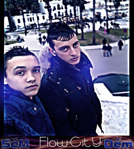 FloW-CitY   A.k.A    FéN Zna9i