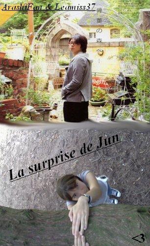 OS ~ La surprise de Jun ♥
