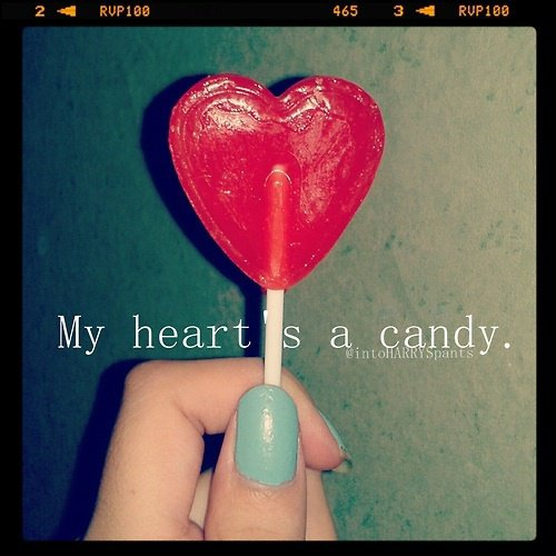 Mon coeur !!