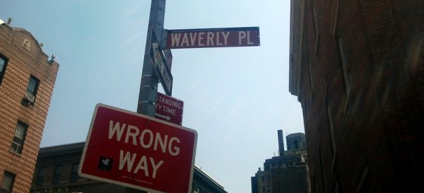 J'ai trouvé Waverly Place ! Mais pas de sorciers ni de sandwicherie !