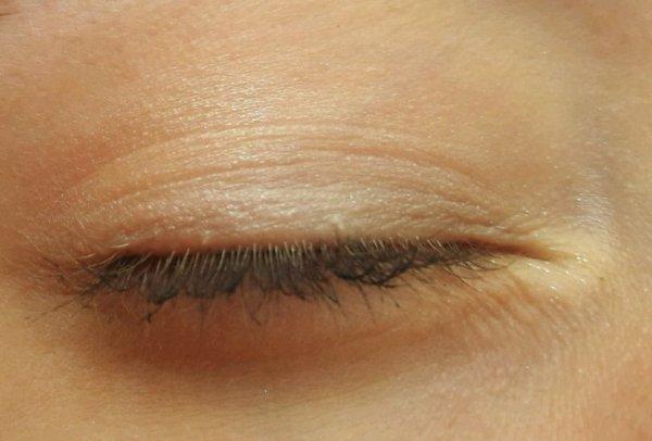 Maquillage naturel des yeux