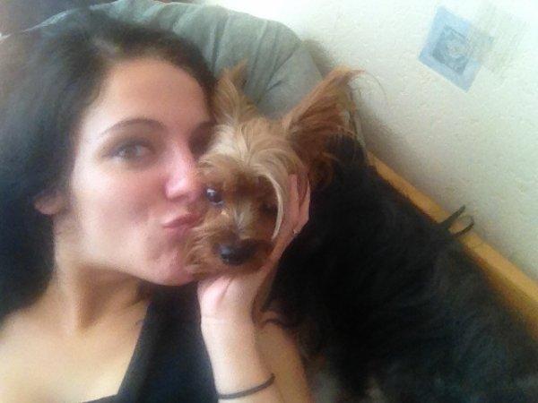 Mon BéBé chien D'amour