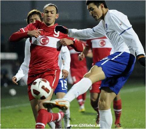 """ 2011' YILIN ILK MAC BERABERE: 0 - 0 """