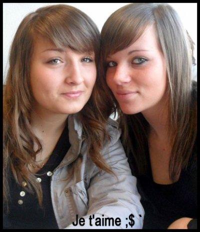 Moi & Pauline ; Ma folle <3