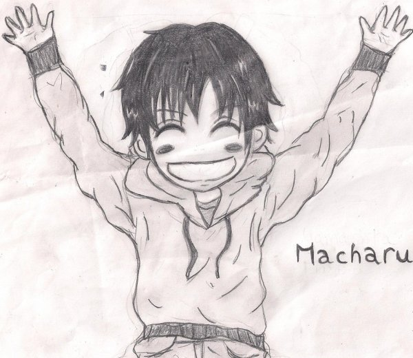 Dessin Macharu