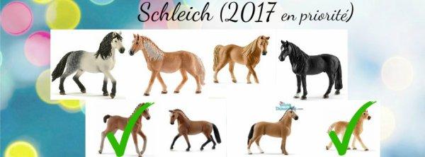 - Ma Whislist 2017 (Schleich) -