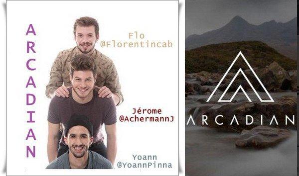 Bienvenue sur ce blog consacré au groupe Arcadian