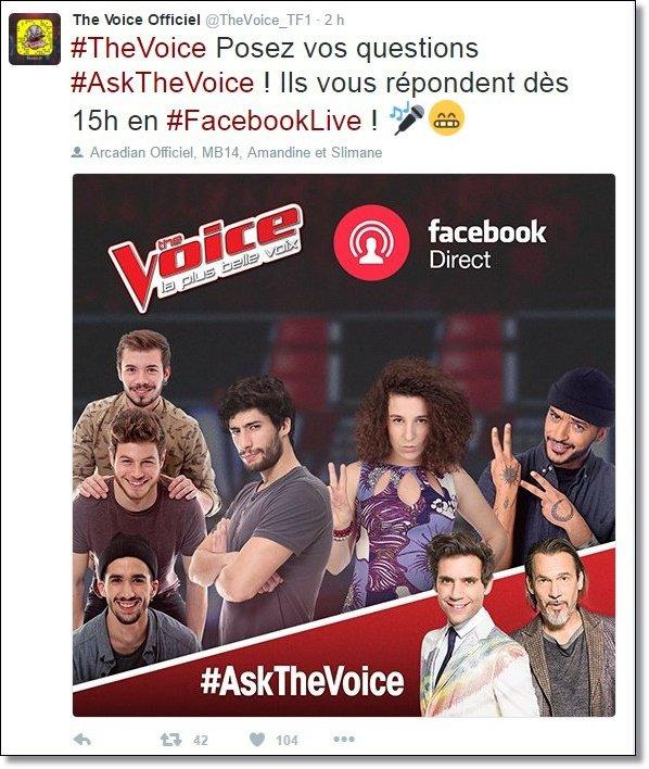 Poser vos questions aux candidats avec le #Askthevoice
