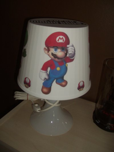 Lampe De Chevet Mario Bros 10 Euro Toute Mes Decorations