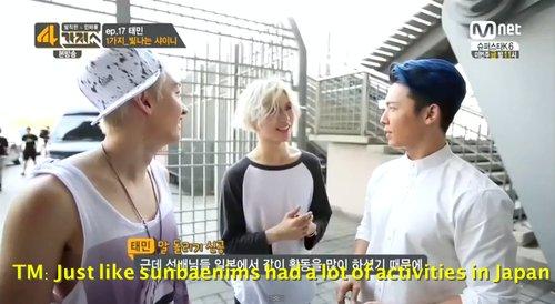 Eunhyuk, Donghae & Taemin