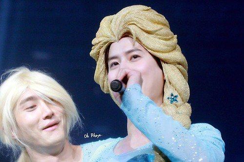 Siwon & Kyuhyun