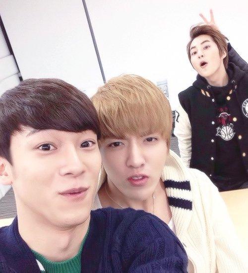 Chen, Kris & Xiumin