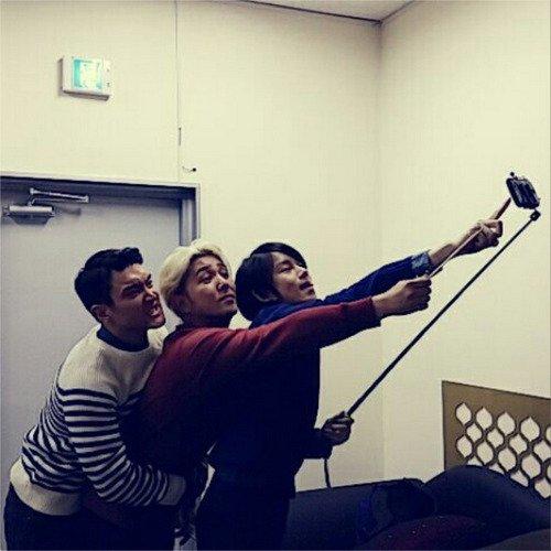 Siwon, Kangin & Heechul