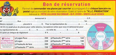 La Fête Lilloise du CIRQUE 2010 - 2
