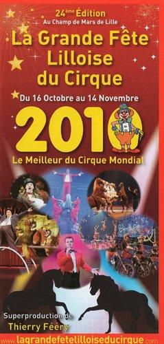 La Fête Lilloise du CIRQUE 2010