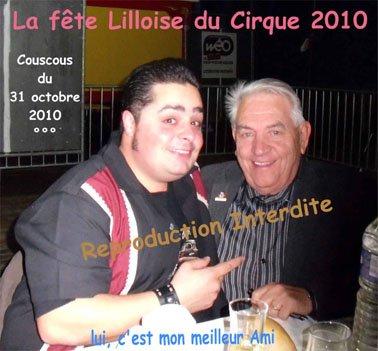 La Fête Lilloise du CIRQUE 2010 - TOTI