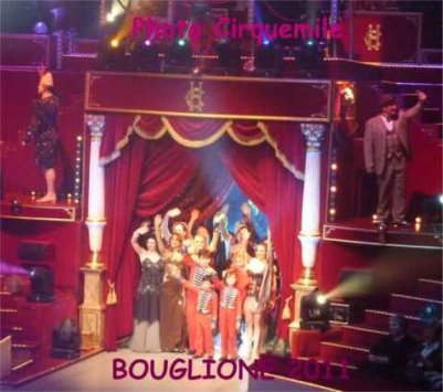 Final Bouglione 2011
