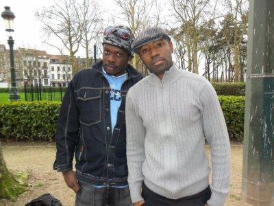LE FEATURING DE L'ANNEE EST ENFIN ARRIVEEER ''ROI SALOMON & MARSHALL DIXON''