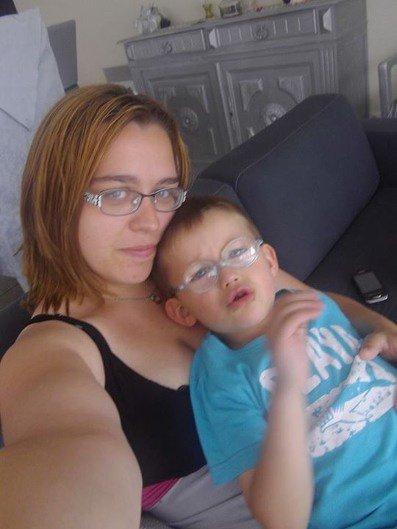 moi et mon petit garçon aaron