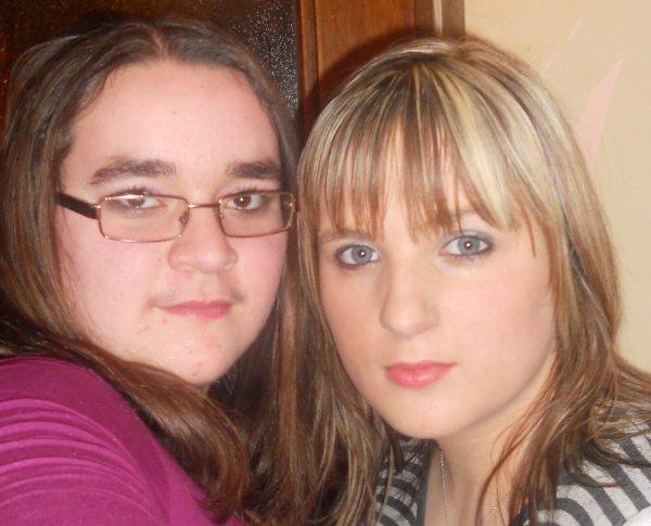 moi et ma soeur amelia
