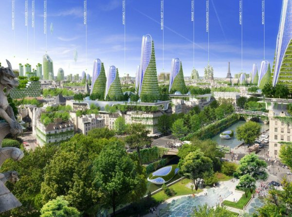 villes d'avenir