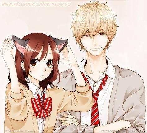 Wolf Girl and Black Prince