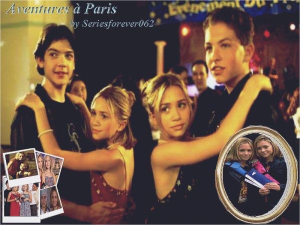 Aventures à Paris :)