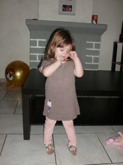 Princesse SARAH a 29mois