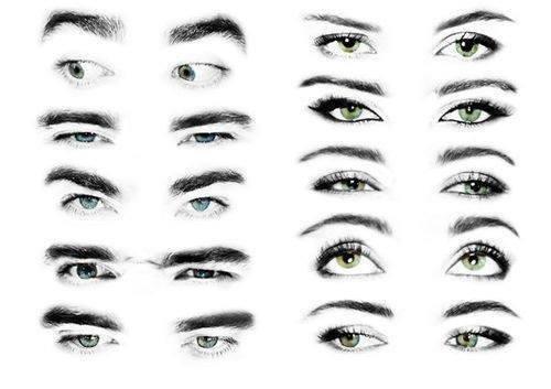 Eyes Rob & Kris
