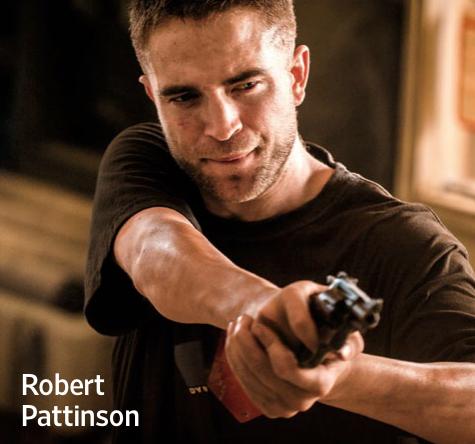 """Nouveau Still de Robert Pattinson dans """" The Rover """""""