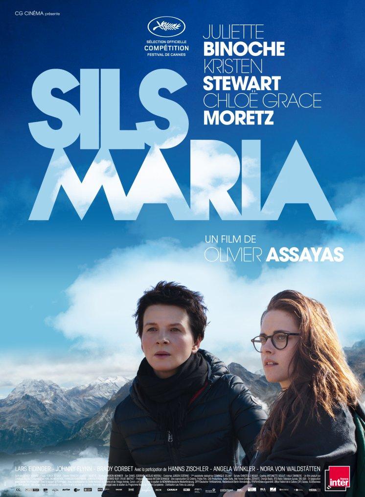 Nouvelle affiche française de 'Sils Maria'