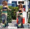 Rihanna plus folle que jamais  à Saint Tropez !!