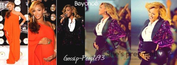Beyoncé : Enceinte !