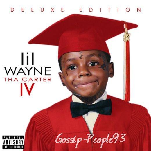 Tha Carter IV de Lil Wayne disponible aujourd'hui.