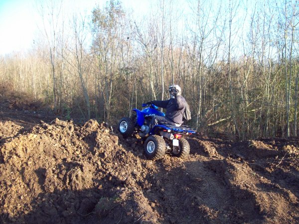 sortie quad Amilly