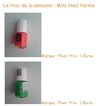 Style dentelle + Mini haul vernis ! :)