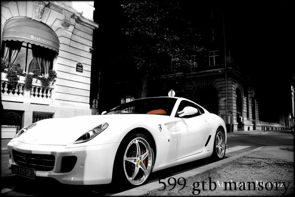 Ferrari 599 GTB Mansory