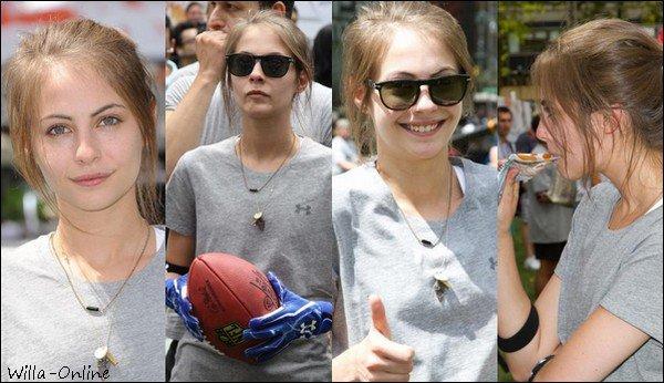 Le 27 juillet 2011 Willa a participé à un tournoi de football organisé à New-York par la société EA Sport aux cotés d'autres célébrités et de sportifs. Elle se donne à fond et semble bien s'amuser !