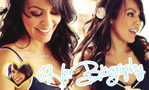 ~ Her Biography on SimplyLayla ~ ~ SimplyLayla, votre source sur la magnifique divas Layla El ~