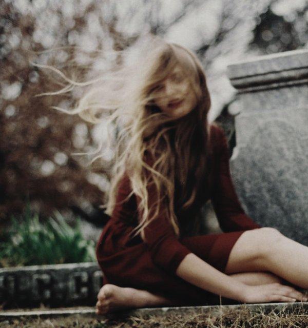 Elle ne savait pas que l'Enfer, c'est l'absence.